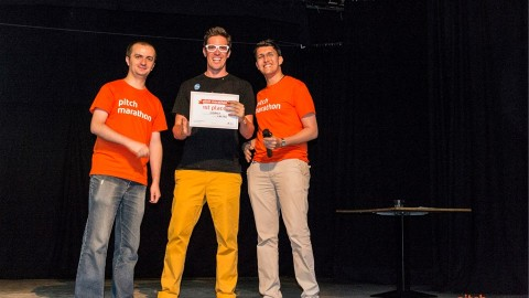 108 Applications, 42 Pitches, 1st Prize goes to Club GLOBALS