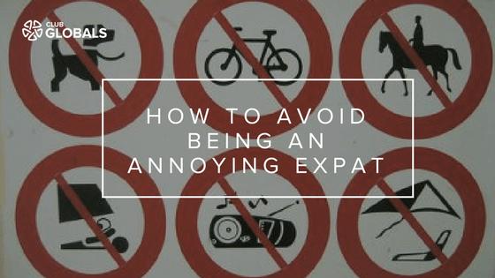 Annoying Expat