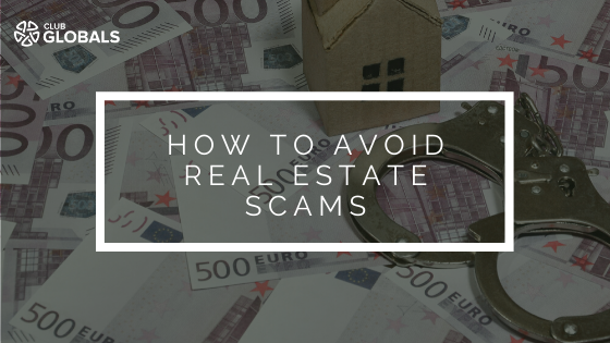How to avoid real estate scams?