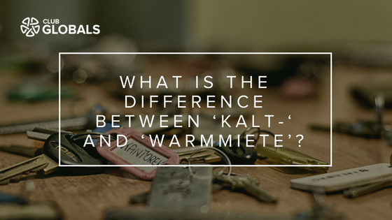 What Is The Difference Between Kalt And Warmmiete German