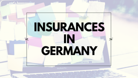 Insurances in Germany