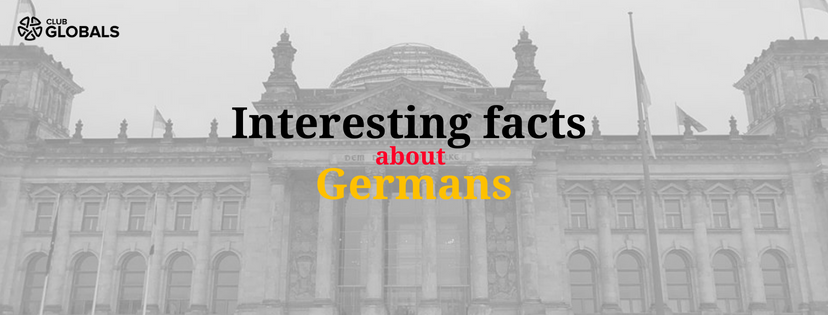 Interesting facts Germans Club GLOBALS