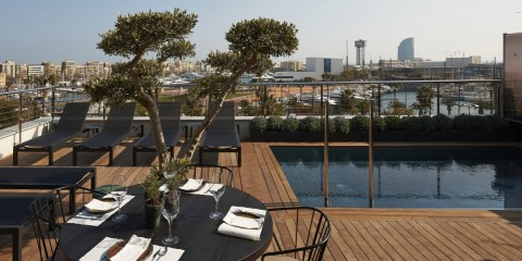 Barcelona Solutioners (Service Providers) 1st Event @The Serras Terrace