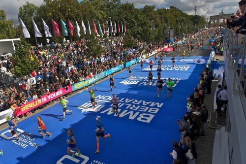 Inscrições para Maratona de Berlim 2017