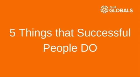 5 Tips for being Successful