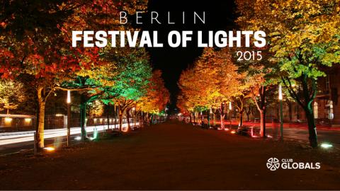 Berlin Illuminated – Festival of lights