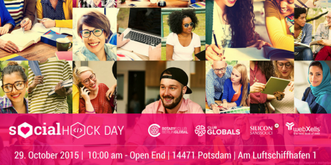 SOCIAL HACK DAY |  Faces – Fate – People