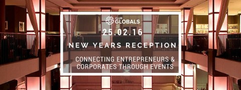 New Year's Reception on Connecting Entrepreneurs