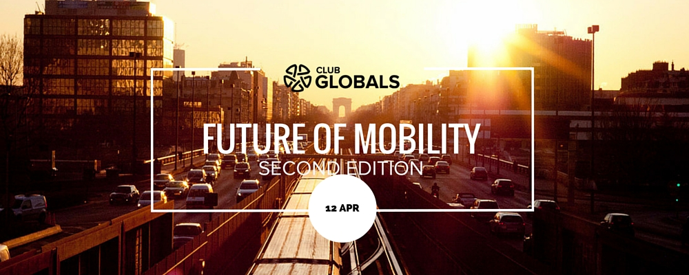 Future of Mobility CLUB GLOBALS Event Cover