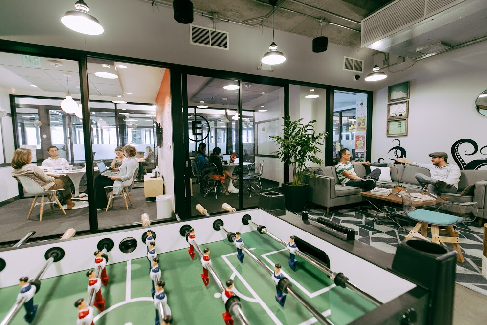 HR Innovation - Leveraging the Startup Culture Club GLOBALS Event - WeWork Kicker