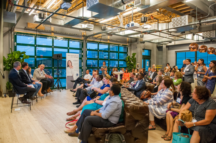 HR Innovation - Leveraging the Startup Culture Club GLOBALS Event - WeWork Panel