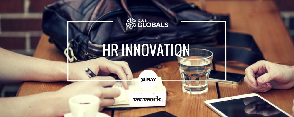 HR Innovation Cover Slide_Club GLOBALS