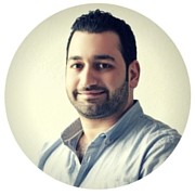 Hussein Shaker, Co-founder & Community Manager - MigrantHire UG