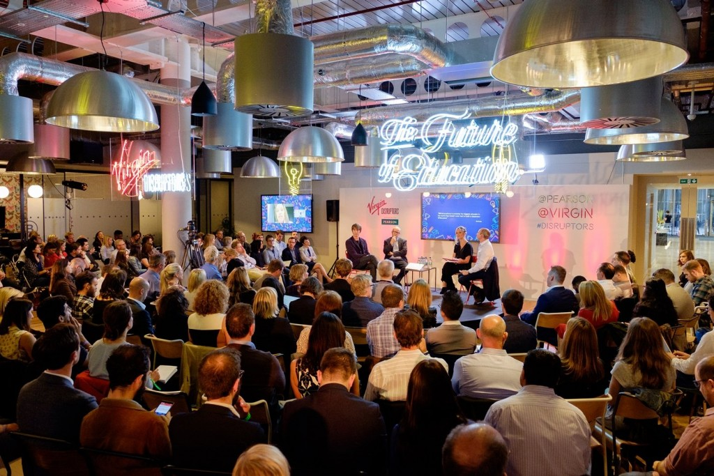 HR Innovation - Leveraging the Startup Culture Club GLOBALS Event - WeWork Event