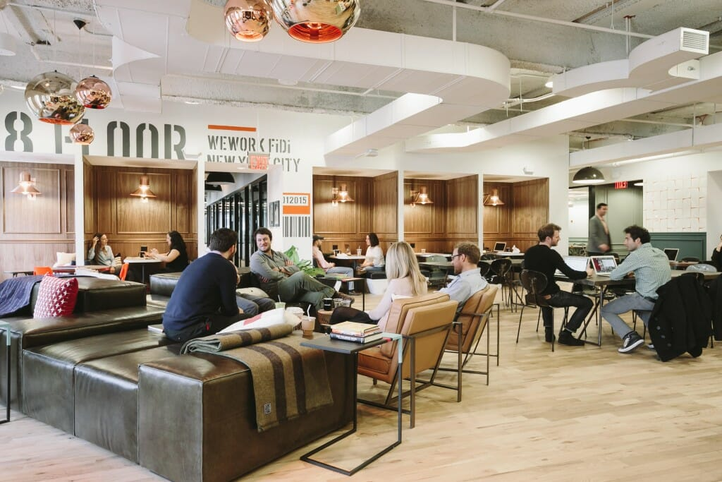 HR Innovation - Leveraging the Startup Culture Club GLOBALS Event - WeWork Living
