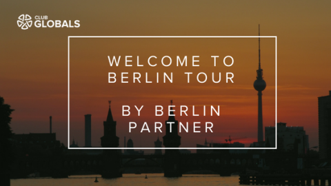 Welcome to Berlin! Introductory tour by Berlin Partner 2016