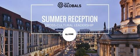 Summer Reception – Cross-Cultural Leadership