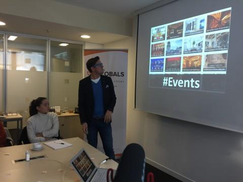 Startup Safari 2016 – ClubGLOBALS