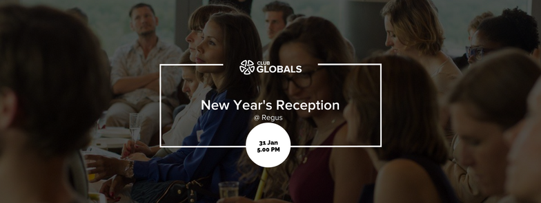 New Year's Reception Club GLOBALS