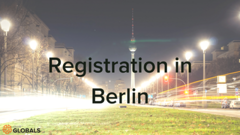 Registration in Berlin