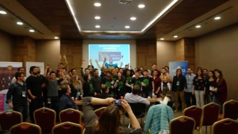Bürke's Very First Entrepreneurs Adventure – Startup Marathon