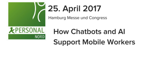 Personal Nord – How Chatbots and AI support Mobile Workers