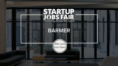 Startup Jobs Fair at BARMER