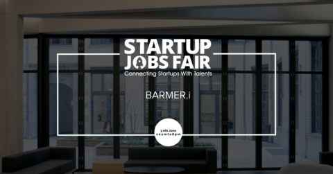 Startup Jobs Fair at Barmer.i