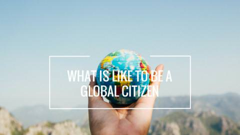 What is a Global Citizen?