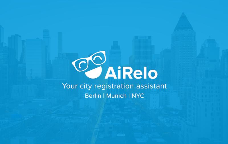 AiRelo Smart City Registration Assistant
