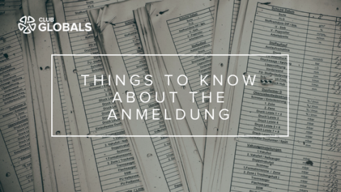 8 Things you should know about the Anmeldung