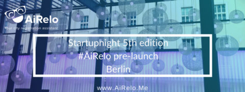 Startupnight 5th edition Berlin
