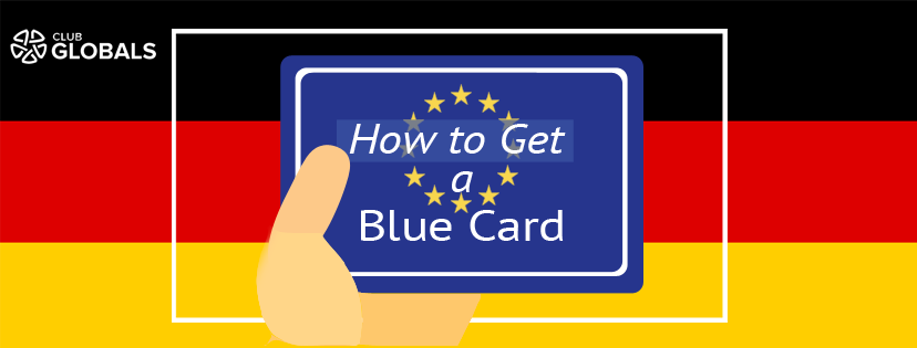how to get blue card in germany