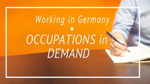 Working in Germany – Occupations in Demand Today