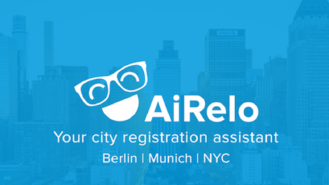AiRelo – Your smart city registration assistant