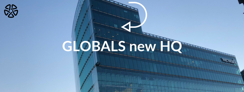 GLOBALS new HQ
