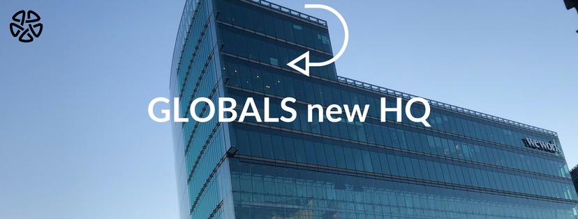 GLOBALS new HQ