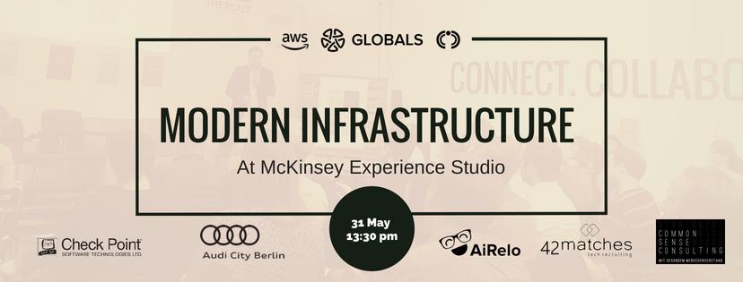 Modern Infrastructure Barcamp (3)