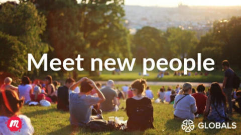 New in the city? Try to Meetup!