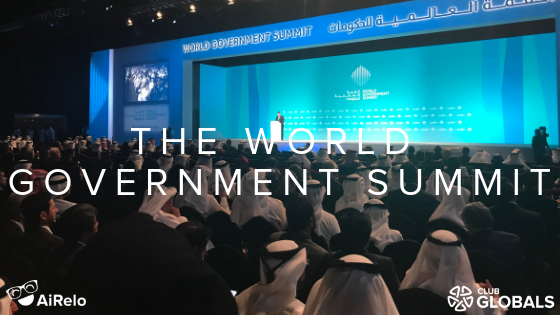 World Government Summit AiRelo GLOBALS