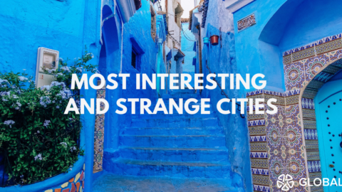 World's Most Interesting and Strange Cities