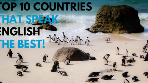 Top 10 Countries that Speak English the Best!