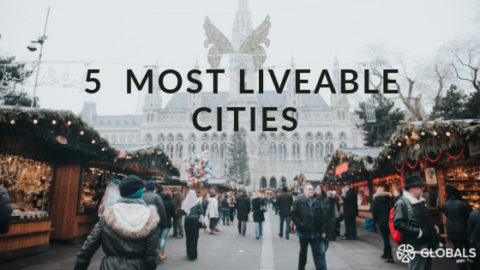 5 Most Liveable Cities