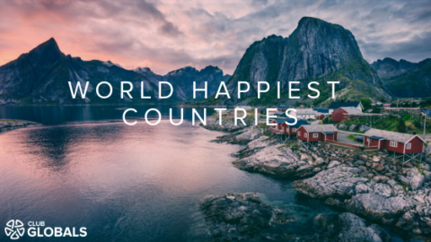 The 5 Happiest Countries