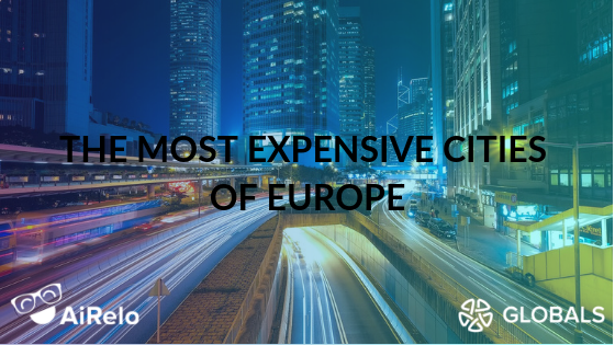 The most expensive cities of Europe