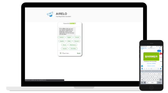 AiRelo Partners Recomendations with notebook