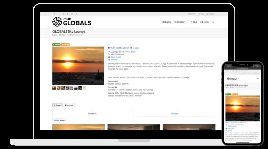 Partners Solutions Editable Profile