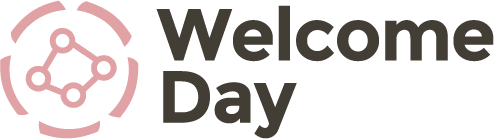 Welcome Day Logo Transparent