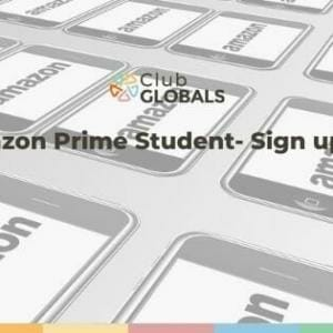 Amazon Prime Student – Sign up now!