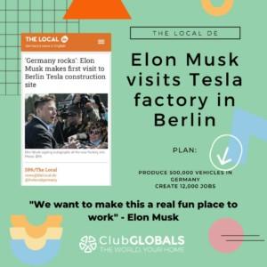 """""""Germany Rocks"""" by Elon Musk"""